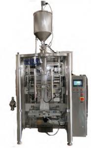 рідка вертикальна форма заповнити герметизаційну машину з пилососом наповнювача