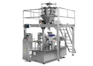 заздалегідь виготовлений пакет харчових гранул заповнення герметизації упаковки машини