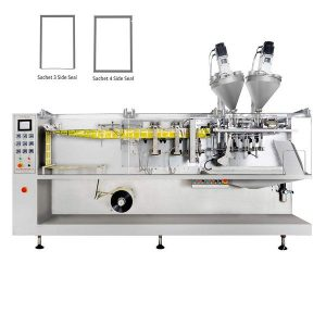 Порошок мішок 30 г горизонтальної форми наповнюють і друкує упаковку машини