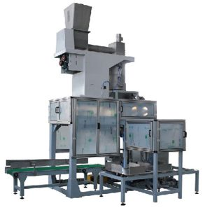 Автоматична упаковувальна машина для заправки порошку порошку з великою мішкою