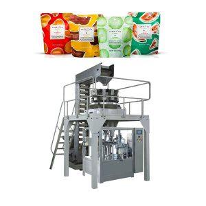 Автоматична фасувальна машина для закупорювання