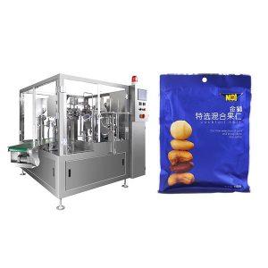 Автоматична упаковувальна машина для заповнення герметиків для твердого порошку або твердого тіла