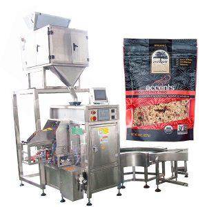 Автоматична машина для заповнення та закупорювання кавового порошку