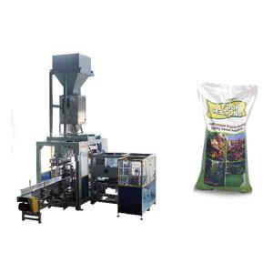 Автоматична зерна 50 кг Великі сумки Машина для упаковки хімічних добрив