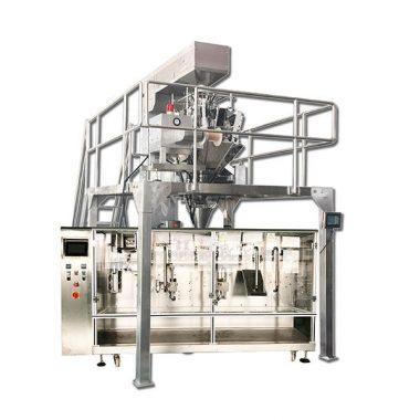 автоматична горизонтальна готова гранульована упаковувальна машина