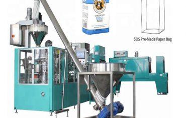 автоматична упаковка для паперу для борошна