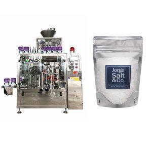 Автоматична ротаційно-попереджувальна машина для упаковки мішків для солі