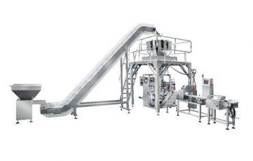 Автоматична вертикальна форма заповнення герметичної машини