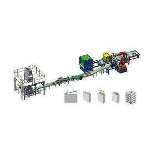 Автоматична ткана поліетиленова поліетиленова упаковка