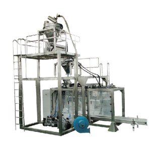 Велика мішка автоматична порошкова вага машина для наповнення молока порошкоподібна машина