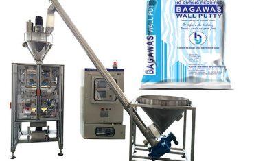 машина для пакування хімічних добрив