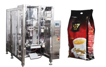 автоматичний чотириштучний пакет мішків упаковка об'ємна чашка машина для наповнення