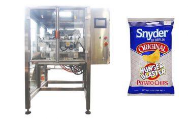 безперервна рух вертикальної сніданки харчова гранула упаковка машина