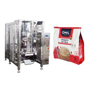 Дегазаційний клапан автоматичної кавової порошкової упаковки