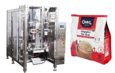 дегазаційний клапан автоматичний кавовий порошок пакувальна машина