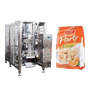 Повна автоматична харчова упаковка з мішковими мішками