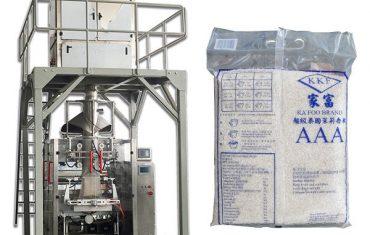 повністю автоматична гранула частинка харчова рисова упаковка машина