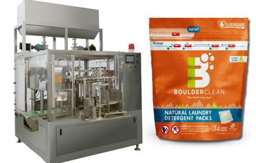 Automatic doy bag for ketchup sauce packing machine