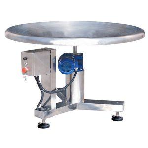 Ротаційний накопичувальний стіл