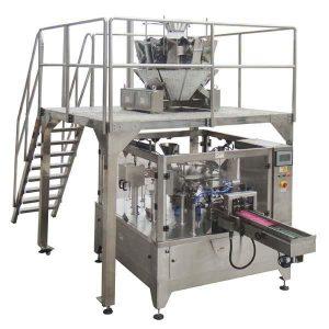 Ротаційна автомагнітна сумка Заповніть машину для укладання ущільнювачів для насіння горіхів