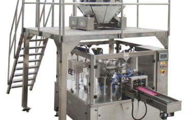 ротаційна автоматична мішка для закупорювання наповнювача пломбувальною машиною для насіння горіхів