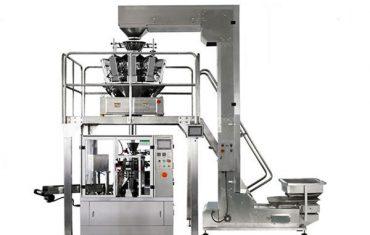 Ротаційне заповнення герметизатора з багатошаровими вагами для гранул