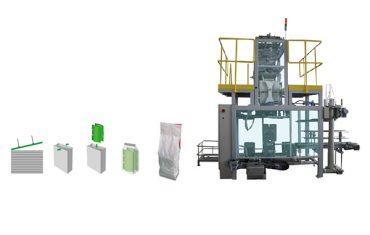 вторинна упаковка сумки polywoven пакет упаковки машина