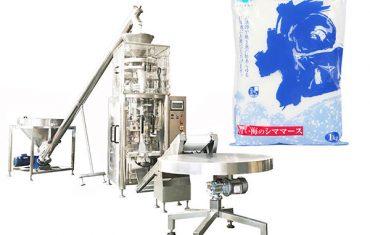 Сольова вертикальна форма заповнити герметизаційну машину з об'ємною чашкою