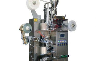 Автоматична пакувальна машина для автоматичного чаювання zt-18 (з тегом і папером зовнішня)