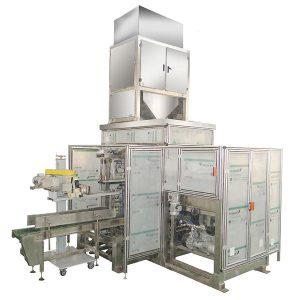 ZTCK-25 Автоматична упаковувальна машина для годування пакета, Машина для упаковки в сумки