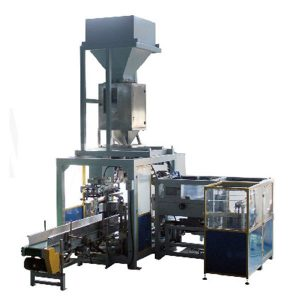 Автоматична пакувальна машина для харчування пакету ZTCK-25