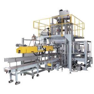 Автоматична упаковувальна машина для вагового паперу ZTCP-50P