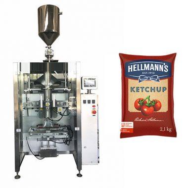 500г-2кг кетчуп соуси пакувальна машина